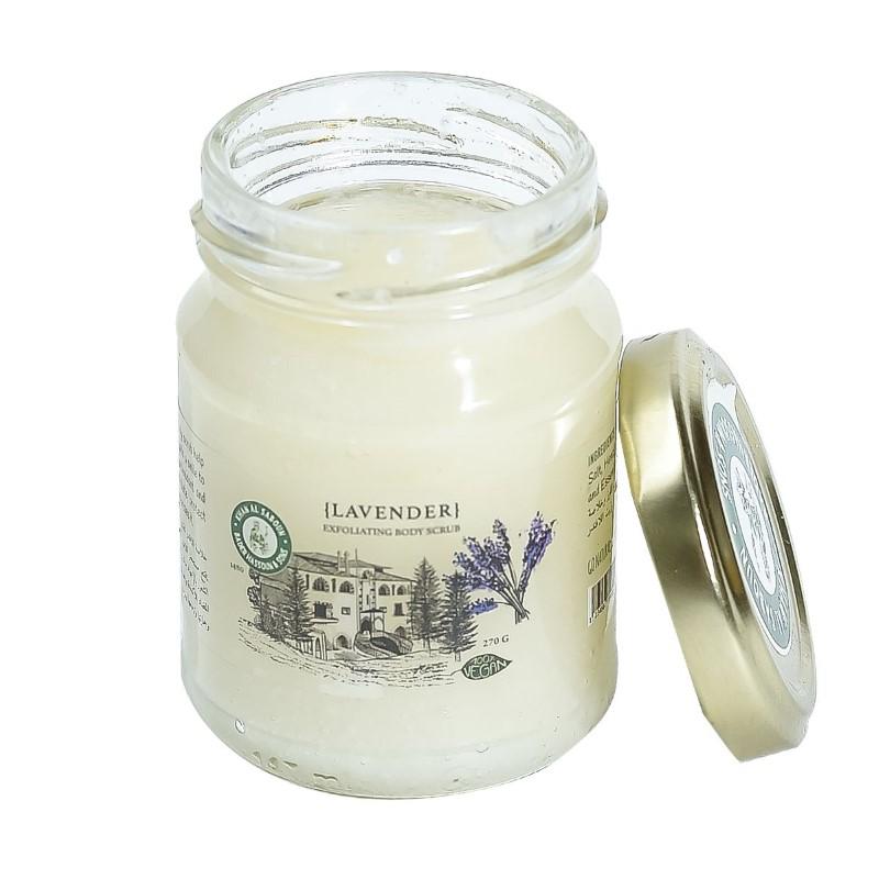 Exfoliating Scrub Lavender 140g